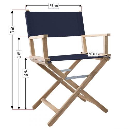 Dimensions du fauteuil de Star adulte
