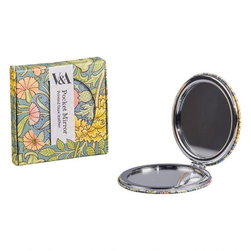 Miroir de poche V&A Floral Garden
