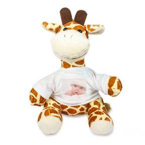 Peluche personnalisée Girafe