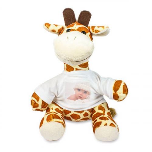 Peluche girafe photo