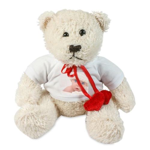 Peluche personnalisée Teddy Love