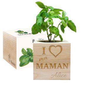EcoCube personnalisé Maman