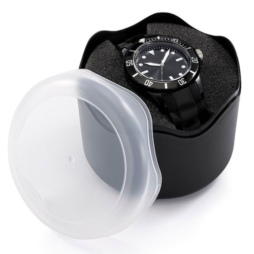 montre blanche photo