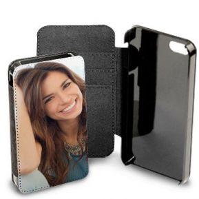 Etui portefeuille photo pour iPhone 6s