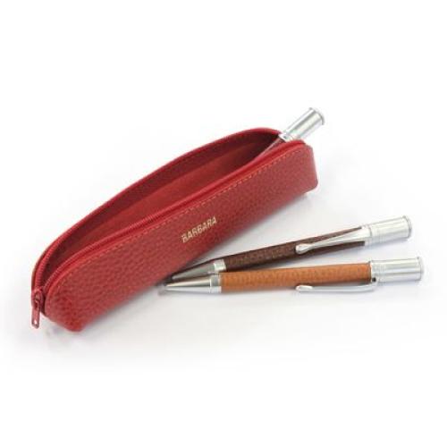 Etui à stylos à zip personnalisé