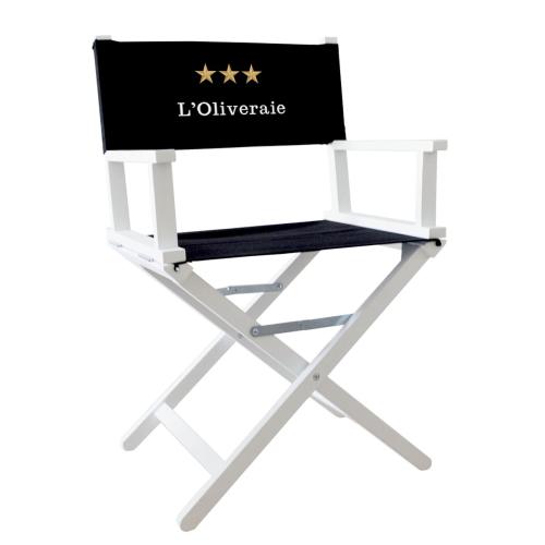 Dimensions fauteuil de réalisateur