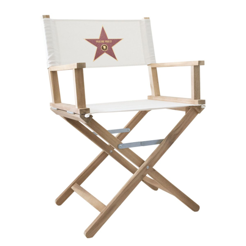 Fauteuil de star walk of Fame