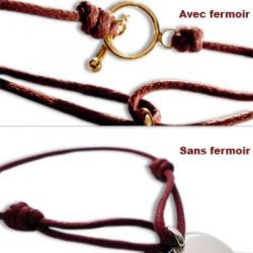 nos fermoirs pour les bracelets personnalisés