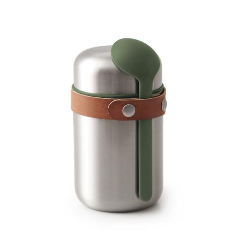food flask vert olive