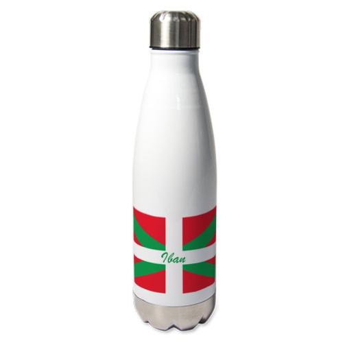 Gourde thermos basque