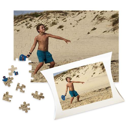 Puzzle personnalisé rectangulaire