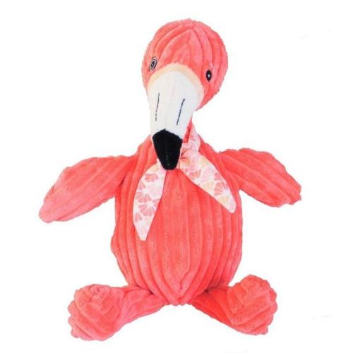 Peluche grand simply Flamingos le flamant rose