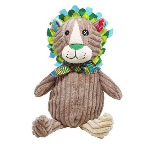 Peluche grand simply Jélékros le lion personnalisé