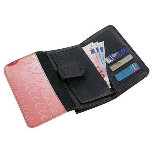Intérieur du portefeuille