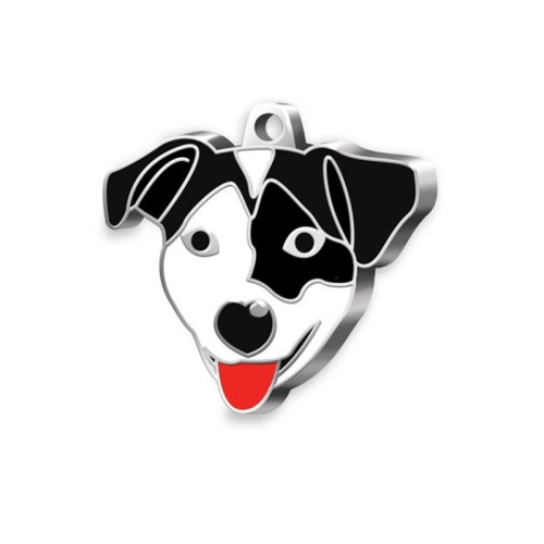 Médaille chien Jack Russel