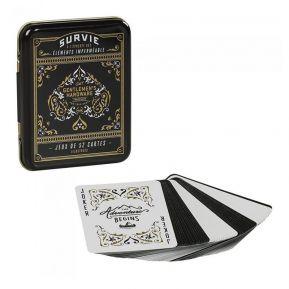 Jeu de cartes de survie Gentlemen's Hardware