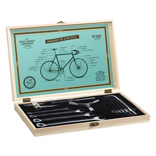 Kit d'outils d'entretien pour vélo