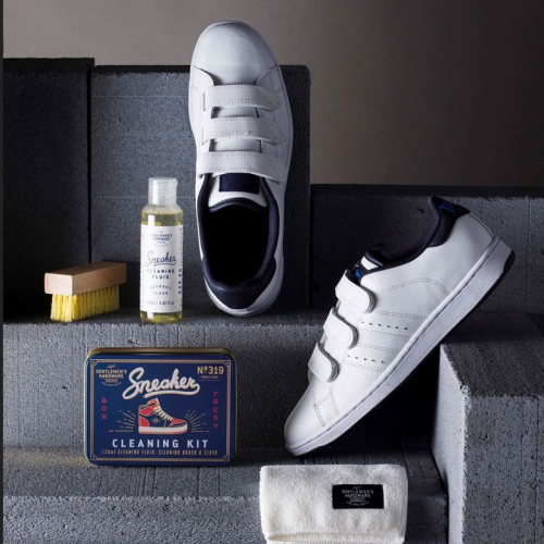 Kit de nettoyage de sneakers Gentlemen's Hardware