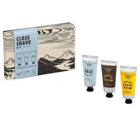 Kit de rasage de près Gentlemen's Hardware