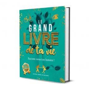 Le Grand Livre de ta Vie à compléter