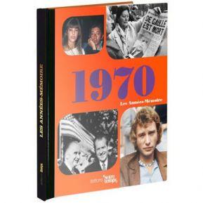 Livre mémoire de l'année 1970