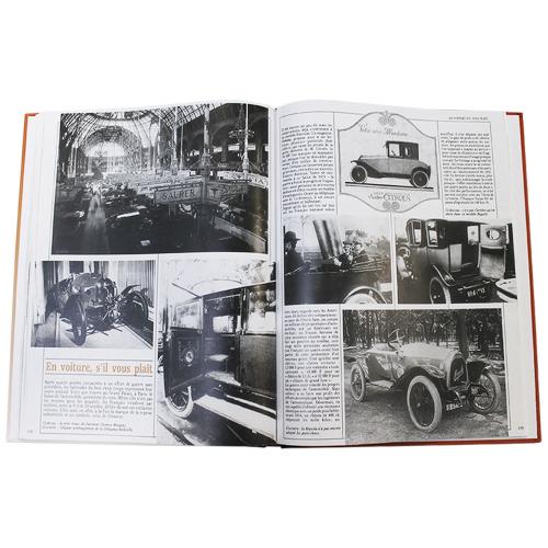 Photo d'une page du Livre Année Mémoire 1919