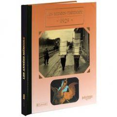 Livre mémoire de l'année 1928