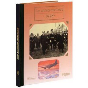 Livre mémoire de l'année 1938