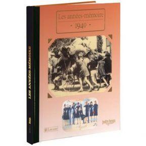 Livre mémoire de l'année 1940
