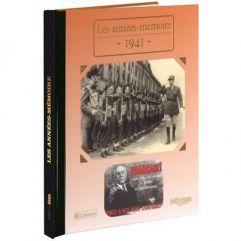 Livre mémoire de l'année 1941