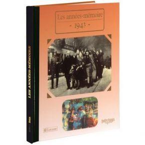 Livre mémoire de l'année 1943