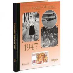 Livre mémoire de l'année 1947
