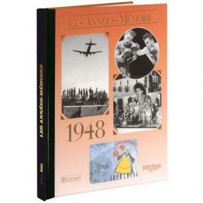 Livre mémoire de l'année 1948