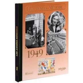 Livre mémoire de l'année 1949