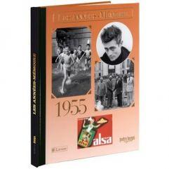 Livre mémoire de l'année 1955