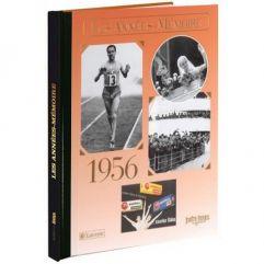 Livre mémoire de l'année 1956