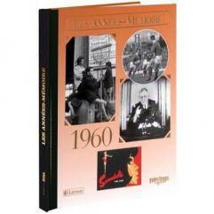 Livre mémoire de l'année 1960