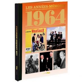 Livre mémoire de l'année 1964