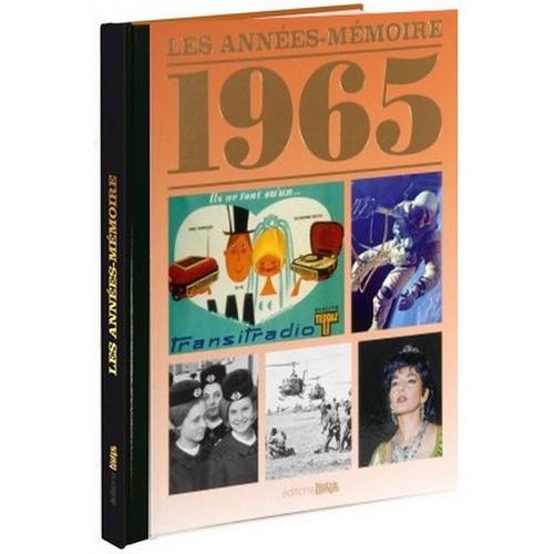 Livres Années Mémoire 1965