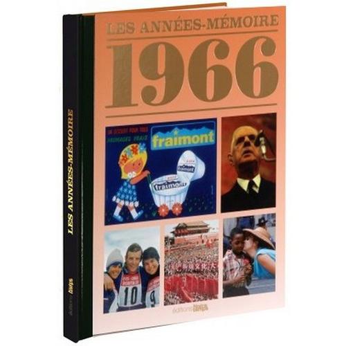 Livres Années Mémoire 1966