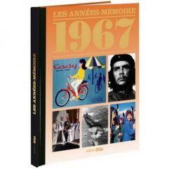 Livre mémoire de l'année 1967