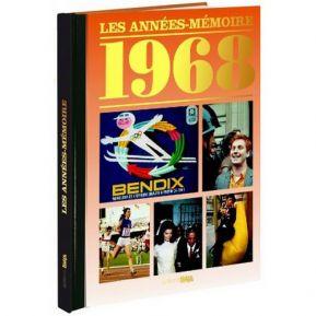 Livre mémoire de l'année 1968
