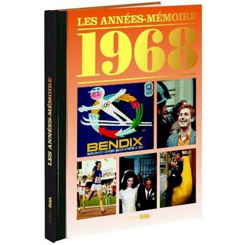 Livres Années Mémoire 1968