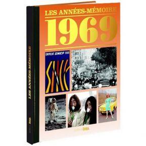 Livre mémoire de l'année 1969