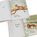 Livre des lettres de son prénom en animaux