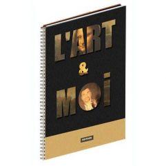 """Livre personnalisé """"L'Art et moi"""""""