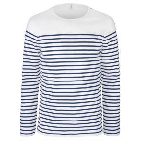 T-shirt Marinière manche longue