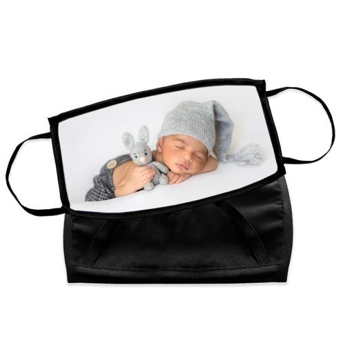 Masque personnalisé avec une photo d'enfant