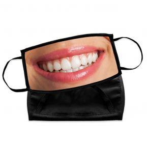 Masque en tissu réutilisable personnalisé avec une photo