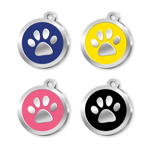 Médaille chien personnalisée